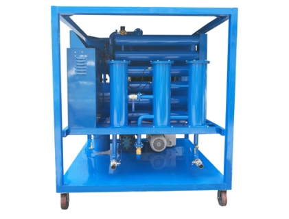transformer oil purification